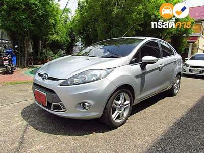 FORD FIESTA AMBIENTE 4DR SEDAN 1.5I 6AT 2015