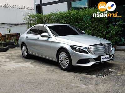 BENZ C-Class G-TRONIC PLUS C180 4DR SEDAN 1.6TI 7AT 2015
