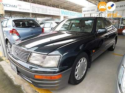 LEXUS LS 4DR SEDAN 4.0I 4AT 1997