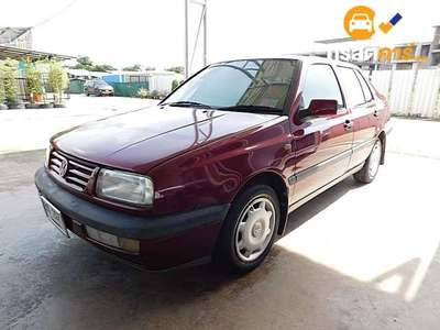 VOLKSWAGEN VENTO GL 4DR SEDAN 1.8I 4AT 1997
