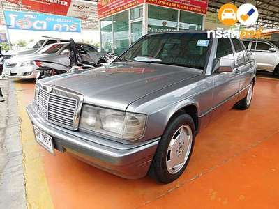 BENZ 190 4DR SEDAN 1.8I 4AT 1993