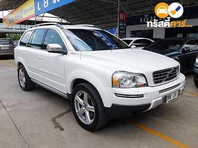 VOLVO XC90 D5 7ST SA 4DR WAGON 2.4DCT 6AT 2009