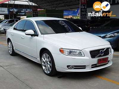 VOLVO S80 D4 SA 4DR SEDAN 2.0DCT 6AT 2013