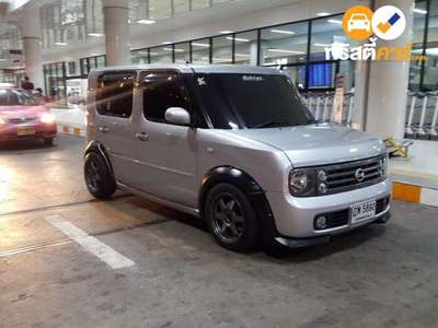 NISSAN CUBE 4DR HATCHBACK 1.5 5AT 2010