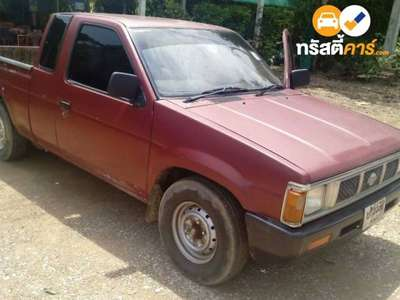 NISSAN BIG M EXT. CAB SUPER DX M 2DR PICKUP 2.5D 5MT 1991