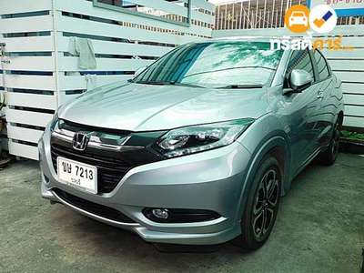 HONDA HRV EL CVT 4DR WAGON 1.8I 7AT 2016