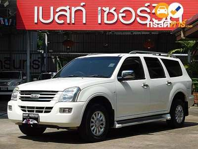 THAI RUNG ADVENTURE SPORT EX I-TEQ 7ST 4DR WAGON 3.0DCT 4AT 2006