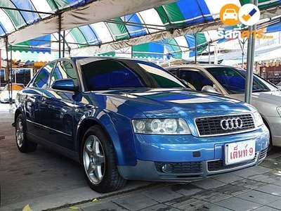 AUDI A4 ML 4DR SEDAN 2.0I 6AT 2002