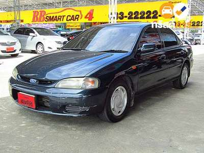 FORD LASER GLXI 4DR HATCHBACK 1.6I 4AT 1995