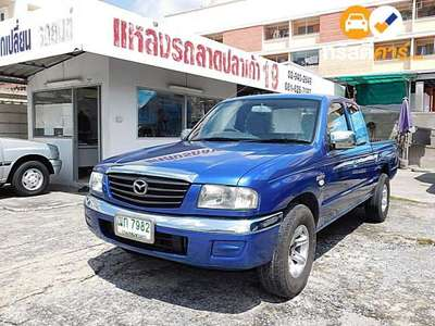 MAZDA FIGHTER FREE CAB LUX 2DR PICKUP 2.5D 5MT 2003