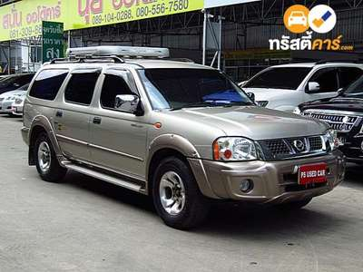 THAI RUNG XCITER 7ST 4DR WAGON 3.0D 5MT 2003