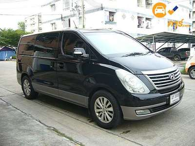 HYUNDAI GRAND STAREX VIP 7ST STAREX 4DR WAGON 2.5DCT 5AT 2012