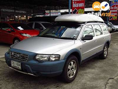 VOLVO V70 XC SA 4DR WAGON 2.3ITI 5AT 2002