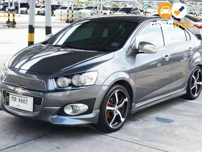 CHEVROLET SONIC LT 4DR SEDAN 1.6I 6AT 2015