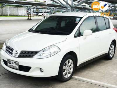 NISSAN TIIDA S 4DR HATCHBACK 1.6I 4AT 2011
