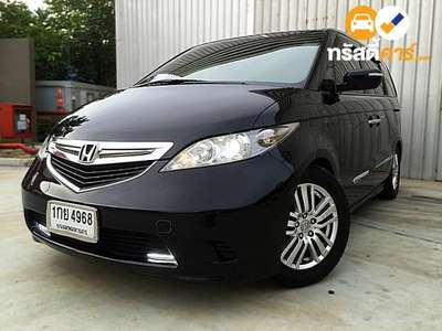 HONDA ELYSION 4DR MPV 2.4I 5AT 2005