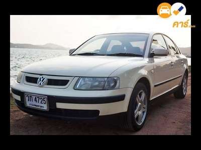 VOLKSWAGEN PASSAT HIGHLINE 4DR SEDAN 1.8I 4AT 2001