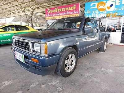 MITSUBISHI CYCLONE MEGA CAB AERO BODY 2DR PICKUP 2.5D 5MT 1991