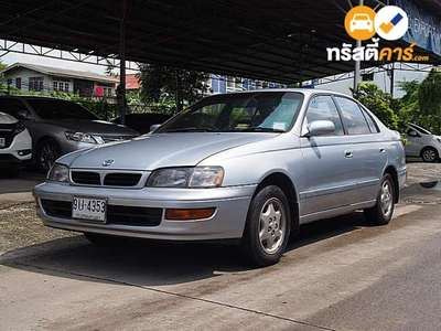 TOYOTA CORONA EXSIOR SEG 4DR SEDAN 2.0I 4AT 1996