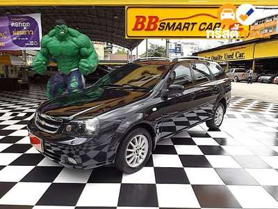 CHEVROLET OPTRA 4DR WAGON 1.6I 4AT 2013