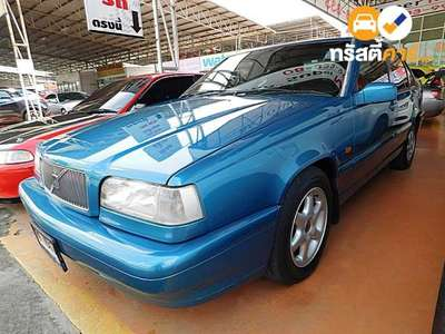 VOLVO 850 GLT 4DR SEDAN 2.3I 4AT 1996