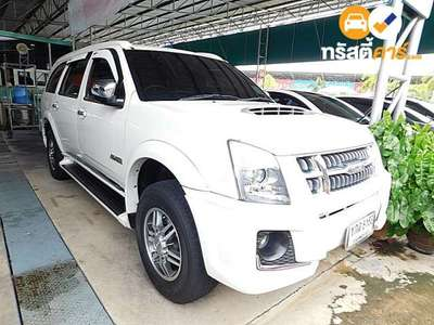 ISUZU MU-7 CHOIZ 7ST 4DR SUV 3.0DCT 4AT 2012