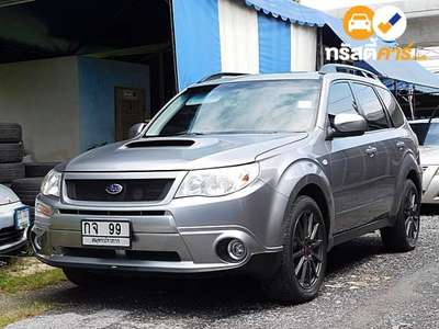 SUBARU FORESTER XT 4DR SUV 2.5ITC 4AT 2010