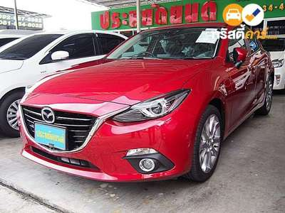 MAZDA 3 SP SPORTS SA 4DR HATCHBACK 2.0I 6AT 2016