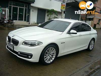 BMW Series 5 525D LUXURY STEPTRONIC 4DR SEDAN 2.0DCT 8AT 2016