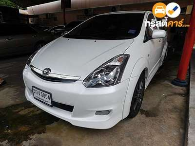 TOYOTA WISH Q 6ST 4DR WAGON 2.0I 4AT 2008
