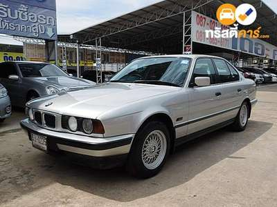 BMW Series 5 525I 4DR SEDAN 2.5I 4AT 1994