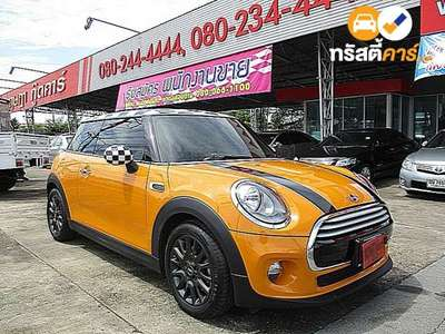 MINI COUPE COUNTRY SA 4DR HATCHBACK 1.6I 6AT 2016