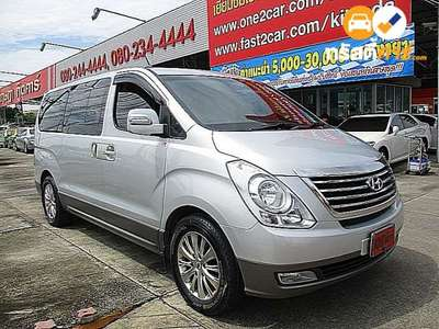 HYUNDAI GRAND STAREX VIP 7ST STAREX 4DR WAGON 2.5DCT 5AT 2011