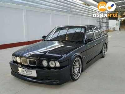 BMW Series 5 525I 4DR SEDAN 2.5 5MT 1991