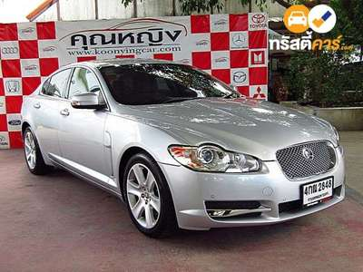 JAGUAR XF SERIES PREMIUM LUXURY SA 4DR SEDAN 3.0I 6AT 2009