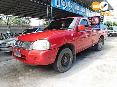 NISSAN FRONTIER SINGLE CAB AEP 2DR PICKUP 2.5DTI 5MT 2007