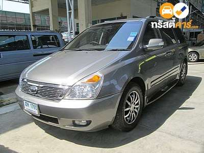 KIA GRAND CARNIVAL CEO 11ST CARNIVAL 4DR WAGON 2.9DCT 5AT 2012