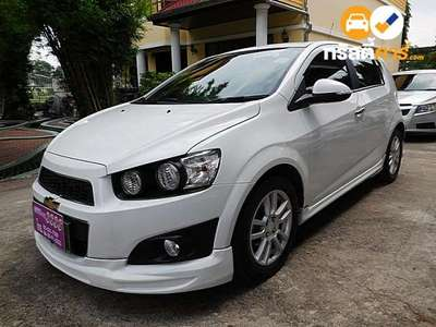 CHEVROLET SONIC LT 4DR HATCHBACK 1.4I 6AT 2015