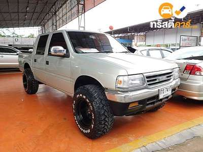 ISUZU TFR CAB-4 4DR PICKUP 3.0D 4AT 1993