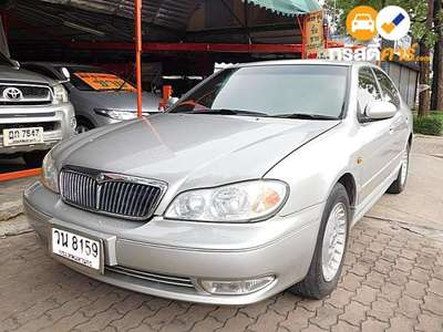 NISSAN CEFIRO EXECUTIVE 4DR SEDAN 2.0I 4AT 2002