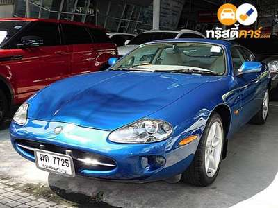JAGUAR XK SERIES 2DR COUPE 4.0I 5AT 2004