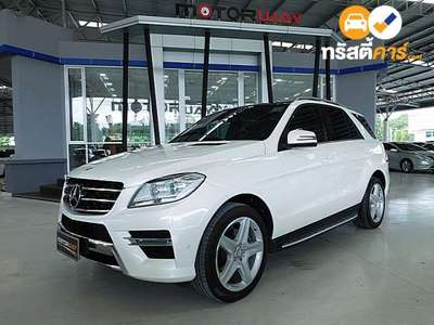 BENZ ML-Class SPORTS G-TRONIC ML250 CDI BLUEEFFICIENCY AMG 4DR SUV 2.1DTI 7AT 2014