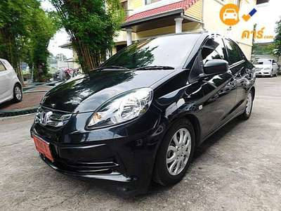 HONDA BRIO V  FWD 1.2I 4DR HATCHBACK 1.2I 0AT 2015