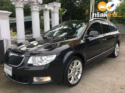 SKODA SUPERB COMBI AMBIENTE 7ST TIPTRONIC COMBI 4DR WAGON 1.8IT 7AT 2015