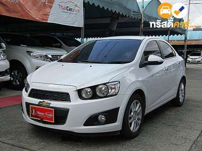 CHEVROLET SONIC LTZ 4DR SEDAN 1.6I 6AT 2015