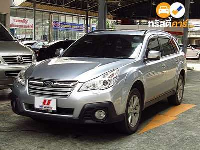 SUBARU OUTBACK CVT 4DR WAGON 2.5I 6AT 2014