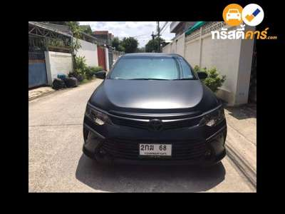 TOYOTA CAMRY G EXTREMO SA 4DR SEDAN 2.0I 6AT 2016