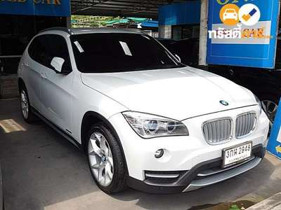 BMW X1 SDRIVE 18I XLINE STEPTRONIC 4DR SUV 2.0I 6AT 2015
