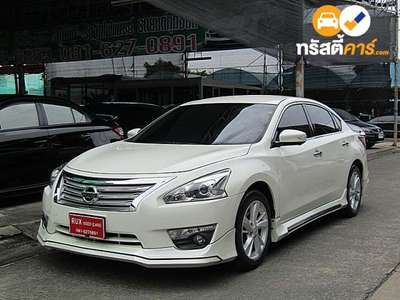 NISSAN TEANA XL XTRONIC CVT 4DR SEDAN 2.0I 7AT 2016