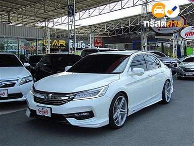 HONDA ACCORD EL I-VTEC SA 4DR SEDAN 2.4I 5AT 2016